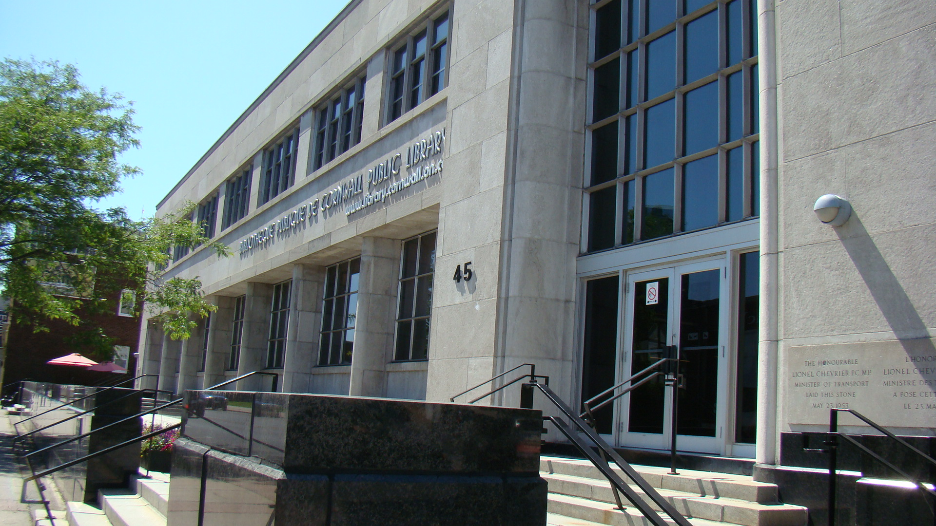 The Cornwall Public Library S Genealogical Amp History