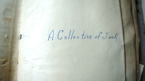 A Collection of Junk