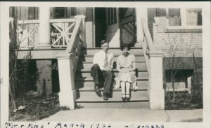 Mr. & Mrs. Spokane WA 1926