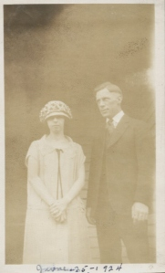 The Happy Couple 1924