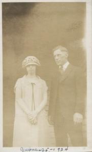 The Happy Couple 1924