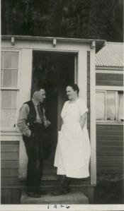 Bob and Theo 1926