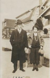Vivian & Hilary 1925