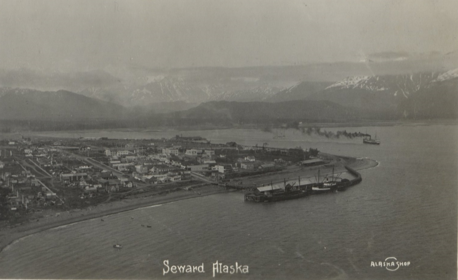 Seward (AK) United States  City new picture : Alaska | The Man Who Lived Airplanes
