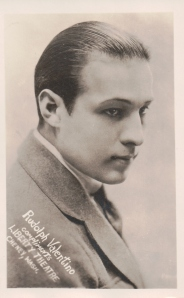 A Screen shot of Rudolph Valentino
