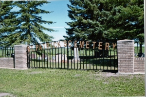St. Patrick Catholic Cemetery, Leroy, Saskatchewan