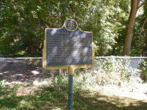 Heritage Sign for John Butler