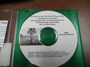 McNiff Index CD