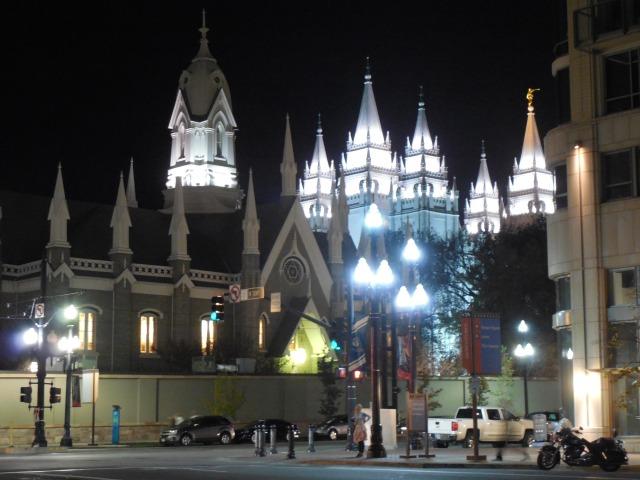 Temple Square Sparkles