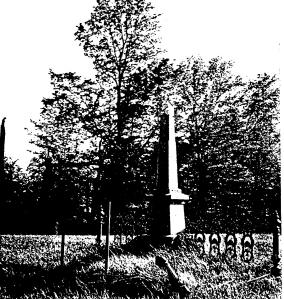 St. Alexandre Cemetery