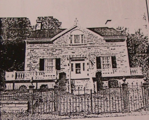 MacDonnell House in Sand Point
