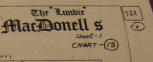 MacDonell's Lundie Chart 13
