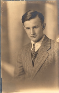 Keith at Graduation in 1929