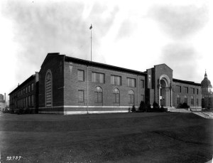 Dunwoody Institute in 1928