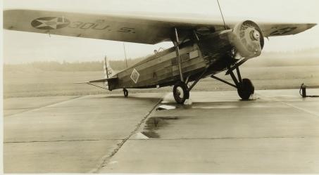 1930 Airplane