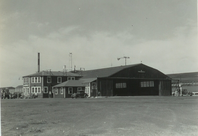 Chanute Field Hanger