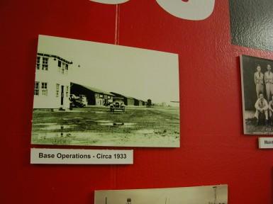 Base Operations 1933