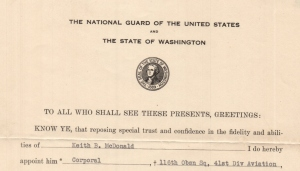 National Guard Document