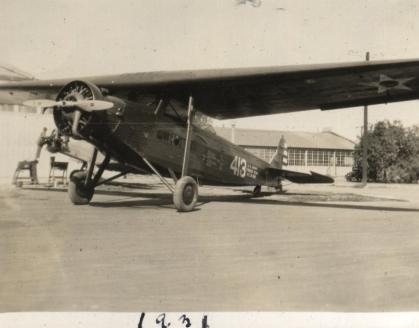 MAirplane413USArmy1931
