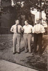 Keith, Gordon, Uncle Alex