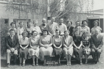1953 Faculty for Greenacres