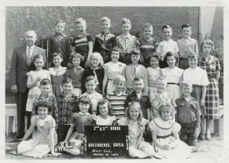 Greenaces in 1953