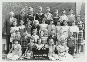 Greenaces in 1953
