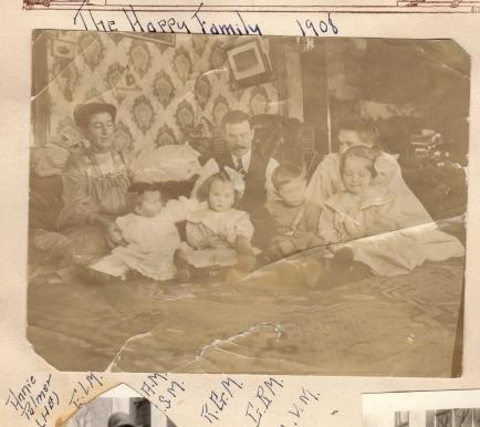 The Happy Family 1908