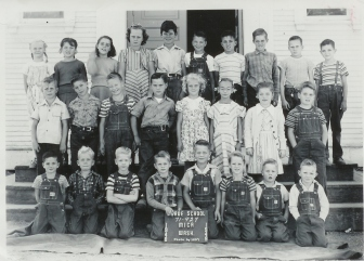 Mica Grade School 1948 to 19459