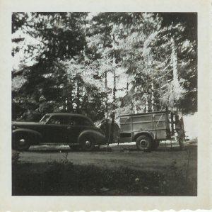 Trailer - Hurricane Ridge 1955