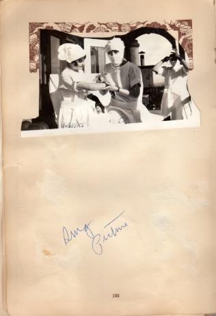 Nurses playing a part